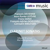 Play & Download Clarinet Sonatas by Eduard Brunner | Napster