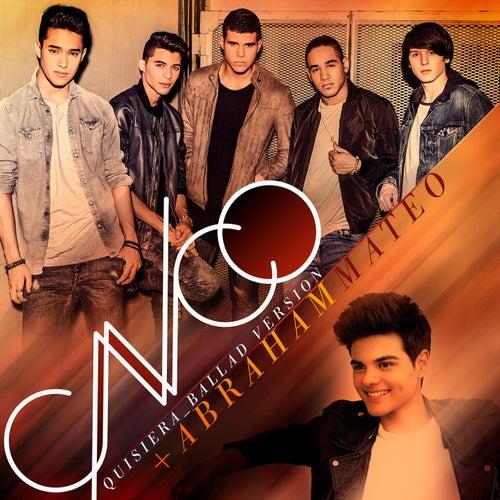 Quisiera (Ballad Remix) de Cnco