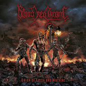 Union Of Flesh And Machine by Blood Red Throne
