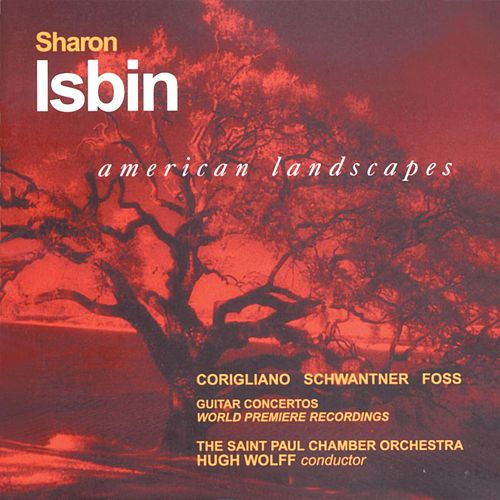 American Landscapes by Sharon Isbin