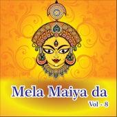 Play & Download Mela Maiya Da, Vol. 8 by Master Saleem | Napster