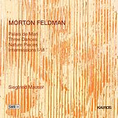 Morton Feldman: Works for Piano by Siegfried Mauser