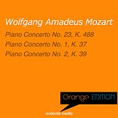 Orange Edition - Mozart: Piano Concerti Nos. 23, 1 & 2 by Various Artists