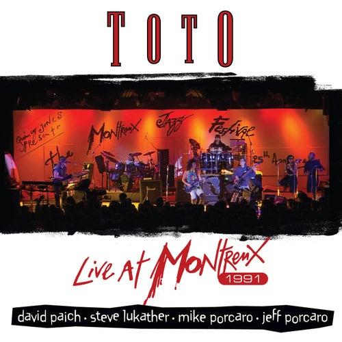 Toto Live at Montreux 1991 von Toto