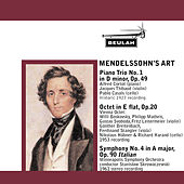 Play & Download Mendelssohn's Art by Various Artists | Napster