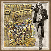 We're All Somebody From Somewhere by Steven Tyler