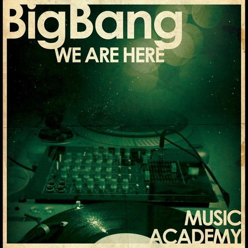 Play & Download We are Here by BigBang | Napster