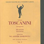 Toscanini interpreta Brahms, Rossini by Various Artists