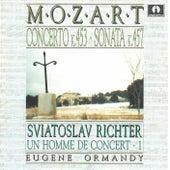 Mozart: Piano Concertos Nos. 17 & 22 - Piano Sonata No. 14 by Sviatoslav Richter