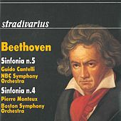 Beethoven: Symphonies Nos. 4 & 5 by Various Artists