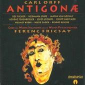 Play & Download ORFF, Carl - Antigonae by Benno Kusche | Napster