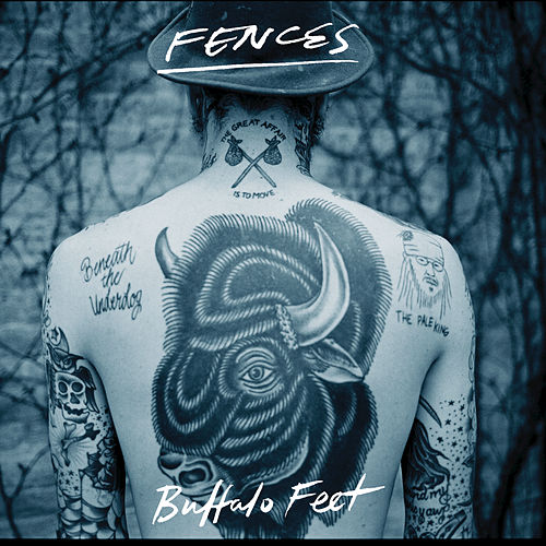 Buffalo Feet by Fences