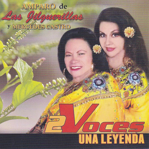 Play & Download 2 Voces Una Leyenda by Las Jilguerillas | Napster