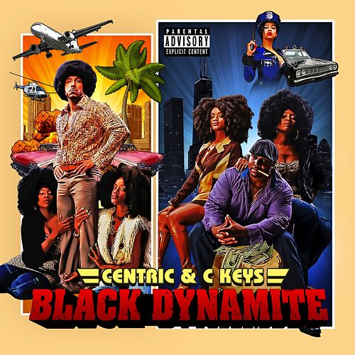 Play & Download Black Dynamite by Centric | Napster