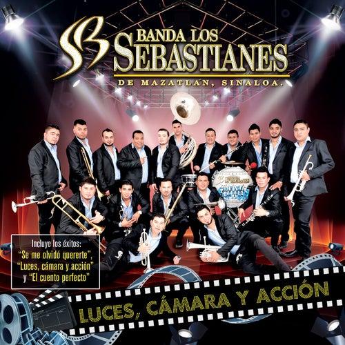 Play & Download Luces, Cámara Y Acción by Banda Los Sebastianes   Napster
