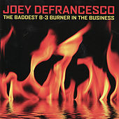 The Baddest B-3 Burner in the Business by Joey DeFrancesco
