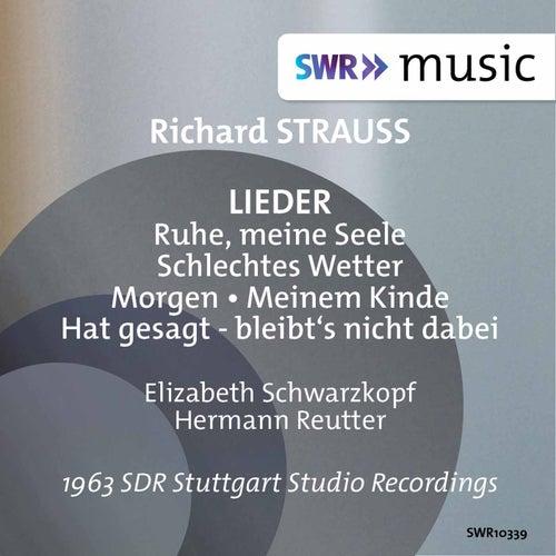 Play & Download R. Strauss: Lieder by Elisabeth Schwarzkopf | Napster