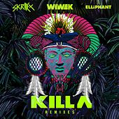 Play & Download Killa Remixes by Skrillex | Napster