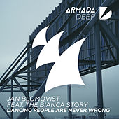 Dancing People Are Never Wrong by Jan Blomqvist