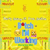 Bitch I'm Working (feat. Yola Gatez) by Partygang