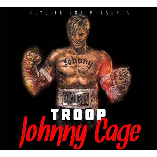 Johnny Cage von Troop