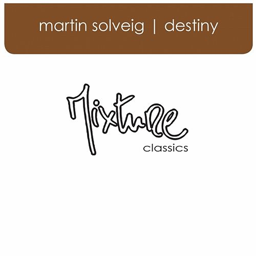 Destiny by Martin Solveig