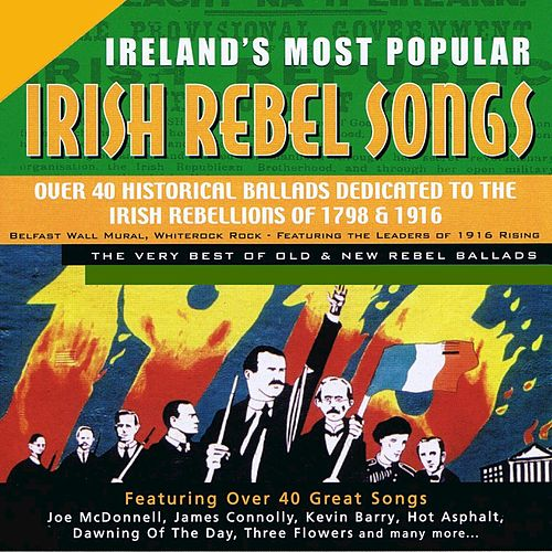 Irish Rebel Songs by Various Artists