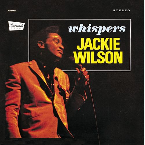 Play & Download Whispers by Jackie Wilson | Napster