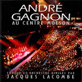 Play & Download Au Centre Molson (Live) by André Gagnon | Napster