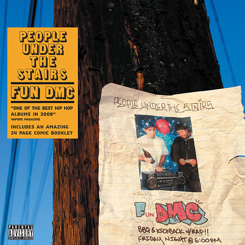 Play & Download Fun DMC by People Under The Stairs | Napster