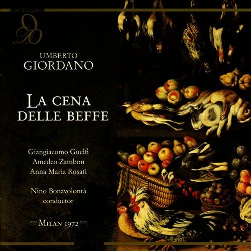 Giordano: La Cena Delle Beffe by RAI Orchestra