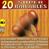Play & Download 20 Super Bailables, Vol. 1 by Various Artists | Napster
