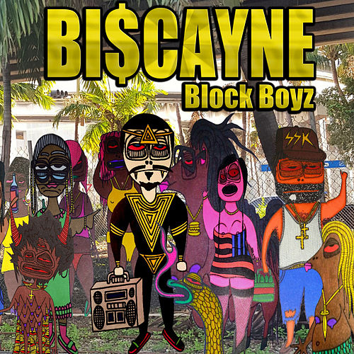 Play & Download Biscayne Block Boyz by Otto Von Schirach | Napster