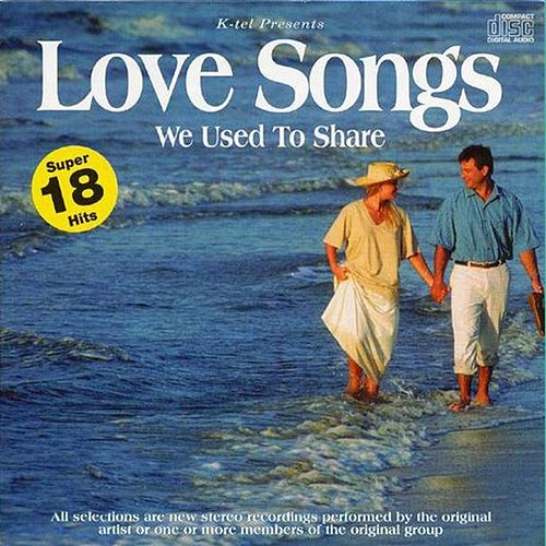 Play & Download Love Songs We Used to Share by Various Artists | Napster