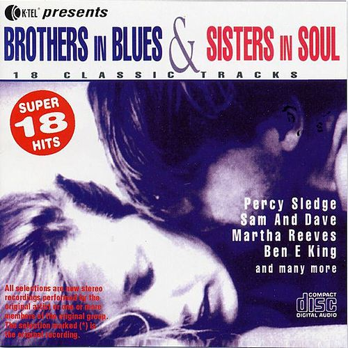 Brothers In Blues & Sisters In Soul by Various Artists