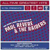 Play & Download All-Time Greatest Hits by Paul Revere | Napster