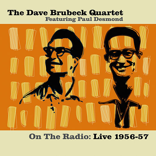 On The Radio Live 56-57 von Paul Desmond