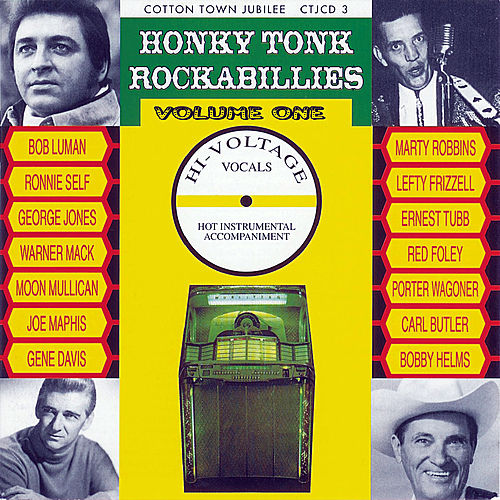 Honky Tonk Rockabillies, Volume 1 by Various Artists
