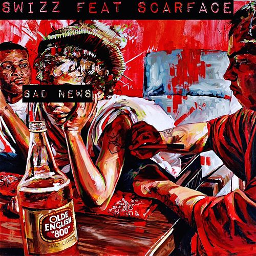 Sad News (feat. Scarface) by Swizz Beatz