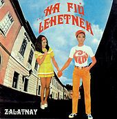 Play & Download Ha fiú lehetnék by Sarolta Zalatnay | Napster