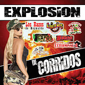 Explosion de Corridos by Various Artists