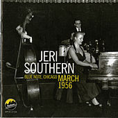 Jeri Southern Blue Note, Chicago, March 1956 by Jeri Southern