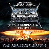 Play & Download Live in Wacken, Germany by Nuclear Assault | Napster