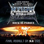 Play & Download Live in Bogota, Colombia by Nuclear Assault | Napster