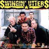 The Sounds Wrong EP by Swingin' Utters
