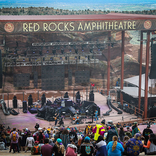Play & Download Live at Red Rocks by The Malah | Napster
