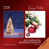 Play & Download Die schönsten Weihnachtslieder, Vol. 3 & 4 (Doppelalbum) - Gemafreie Weihnachtsmusik by Ronny Matthes | Napster