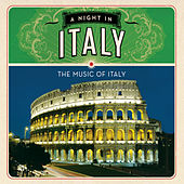 Play & Download A Night In Italy by Various Artists | Napster