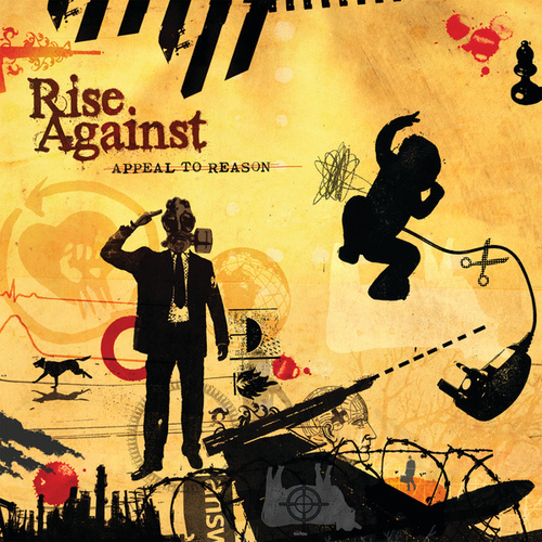 Appeal To Reason by Rise Against
