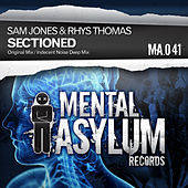 Play & Download Sectioned by Sam Jones | Napster